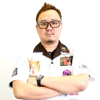TRiNiDAD Player Seigo Asada